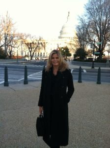 Ms. Hemingway Goes to Washington