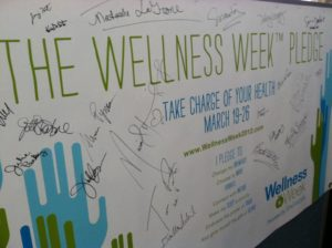The Wellness Week Pledge