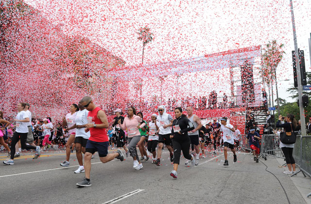Run or Walk to the EIF Revlon Run/Walk Event This Weekend!