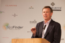 Governor John Hickenlooper of Colorado