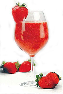 Skana Strawberry Water Recipe