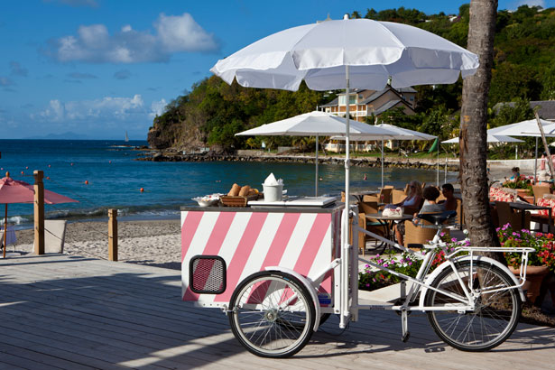 BodyHoliday Icicle Tricycle