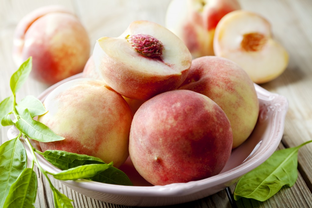 Summer Peach Recipes