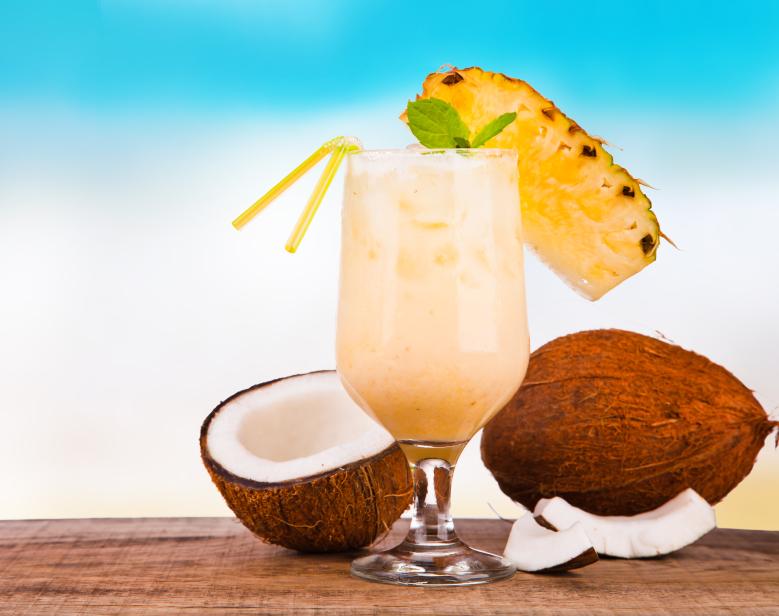 Refreshing Recipe For Coconut Sangria