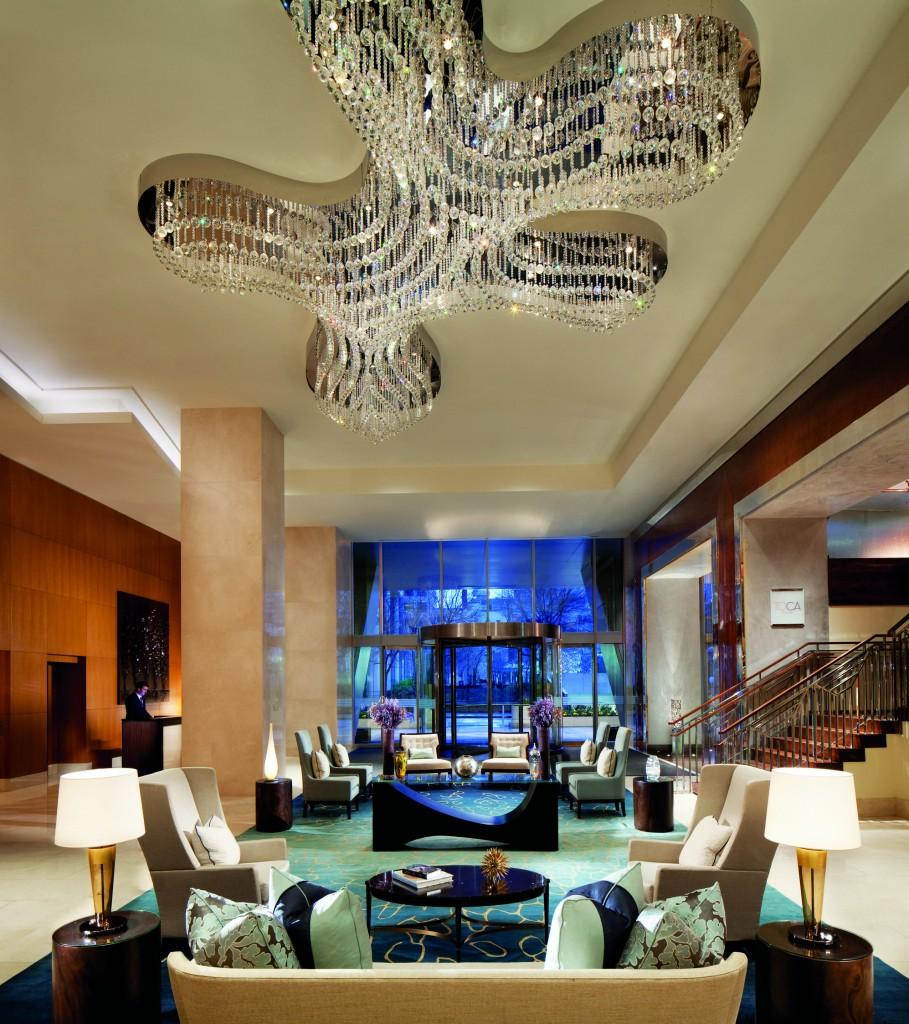 Ritz-Carlton Toronto lobby