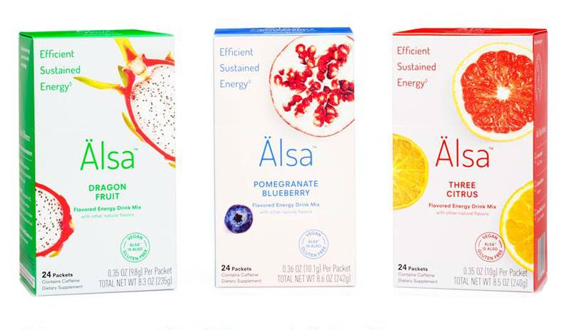Alsa Energy Drink