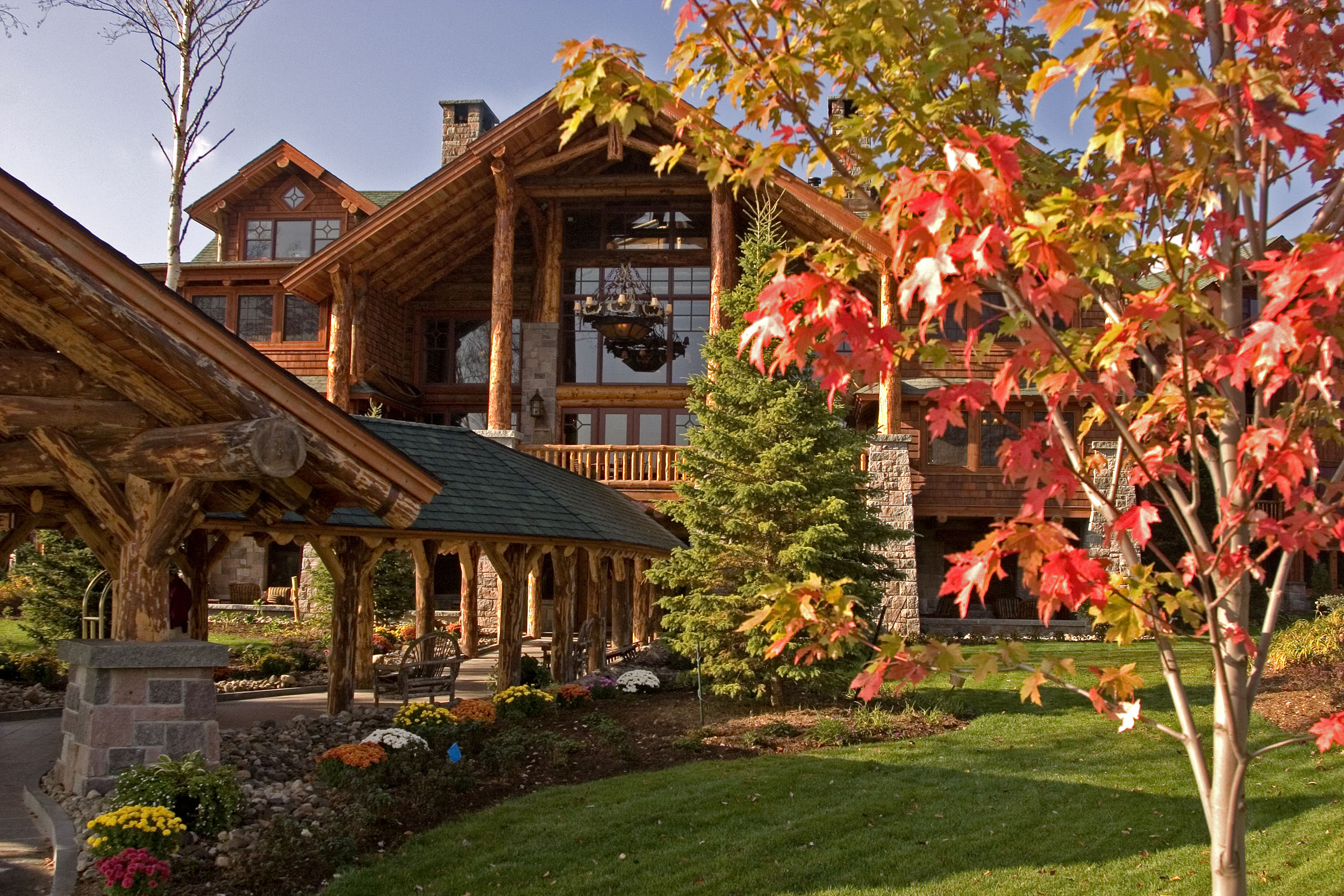 A Peaceful Retreat To Lake Placid S Whiteface Lodge