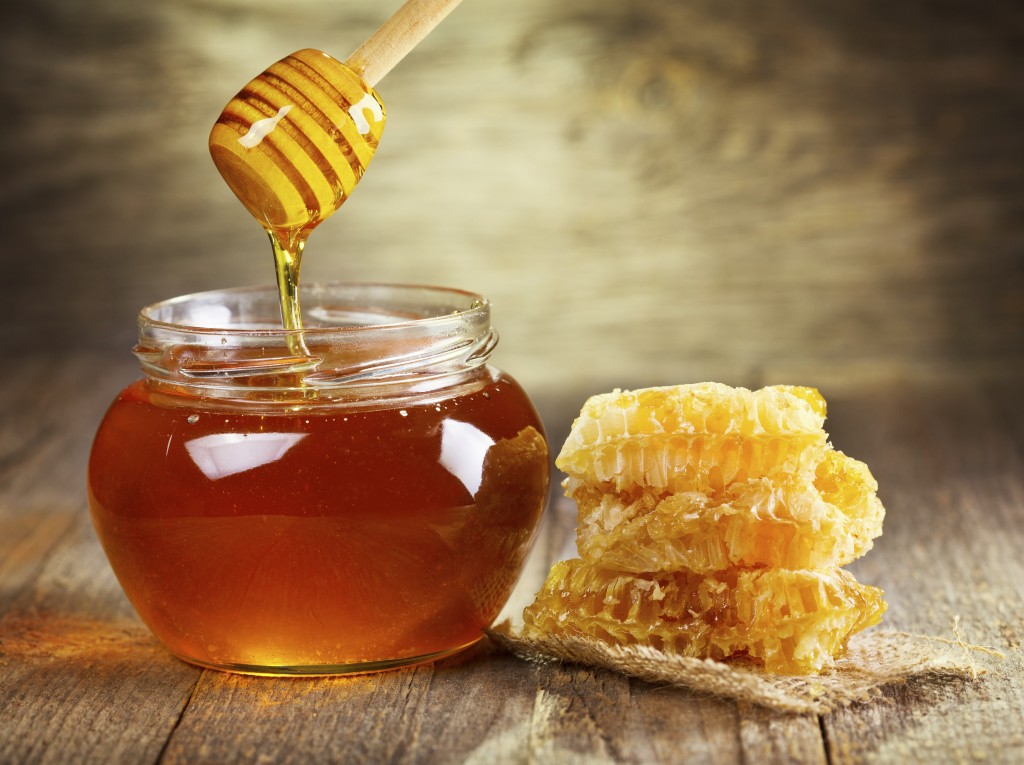 honey spa treatments