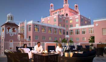The Don CeSar Hotel