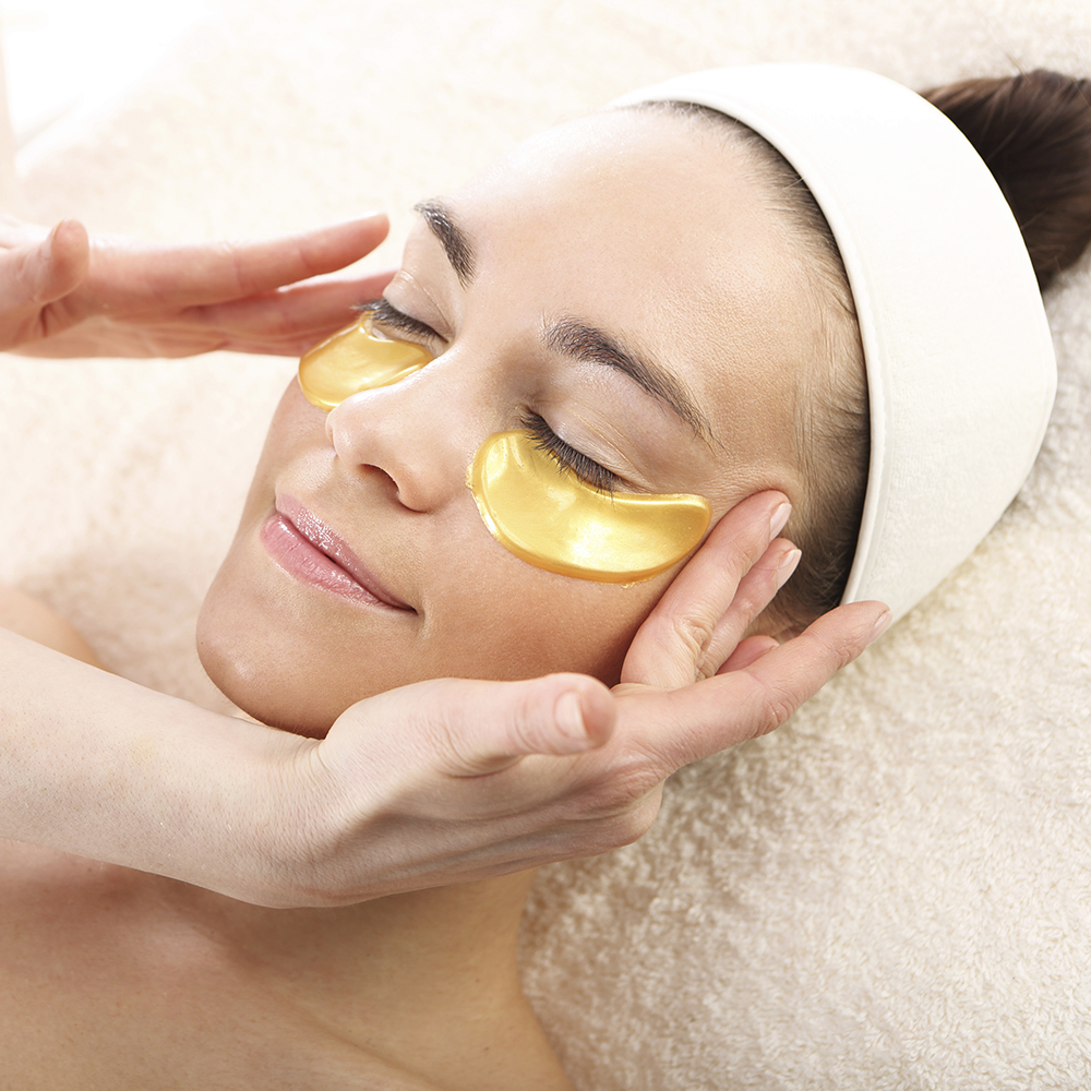Anti-aging facials use products and techniques designed to slow the ageing process, brighten skin and reduce wrinkles