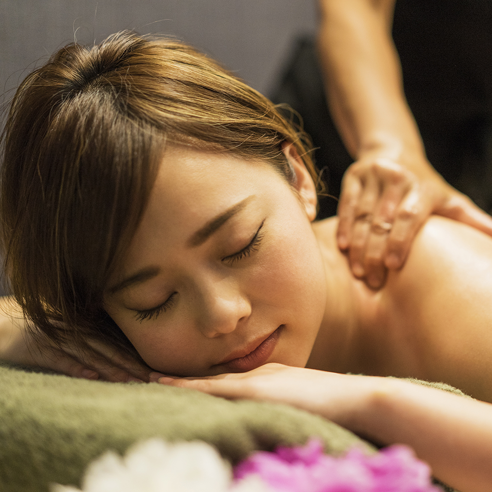A deep tissue massage releases toxins and rejuvenates muscles.