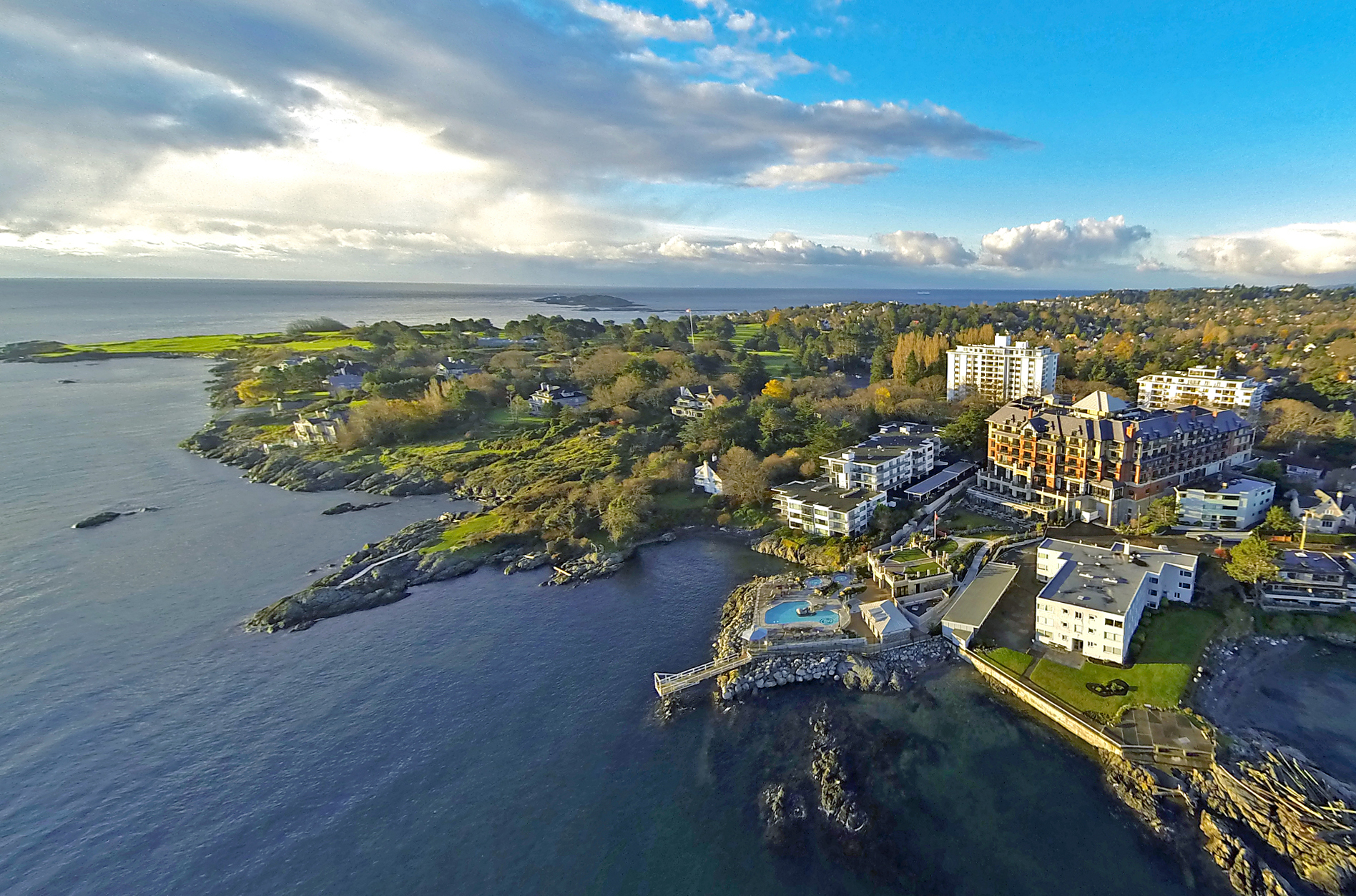 Ocean Resort Vancouver Island Bc