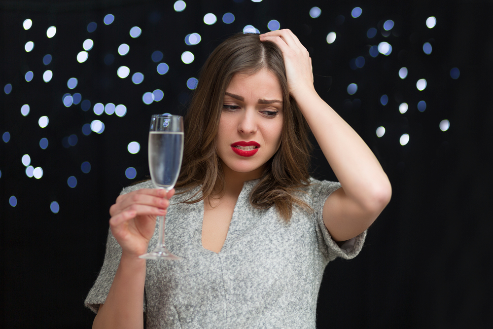 Holiday Soirees=Hangover?