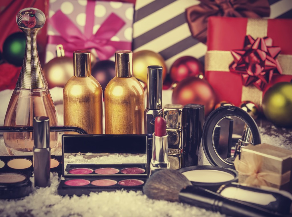 holiday beauty guide