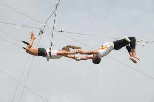 The new CREACTIVE by Cirque du Soleil program at Club Med Punta Cana.
