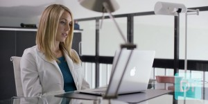 [Image 2] Doctor on Laptop