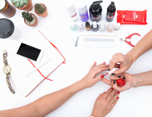 Manicube on demand manicure services