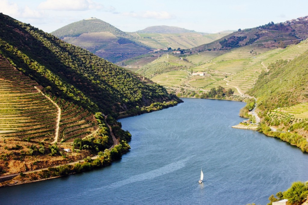 The new Six Senses Douro Valley offers a high-flying tree climbing challenge and canyoning adventures, involving rappelling and ziplining down the wild River Cabrum Falls.