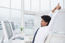 easy tips and exercises to avoid tech neck