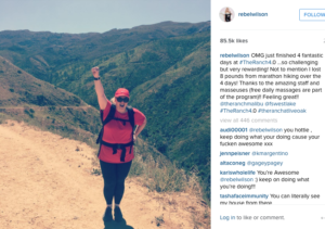 Rebel Wilson Instagram The Ranch