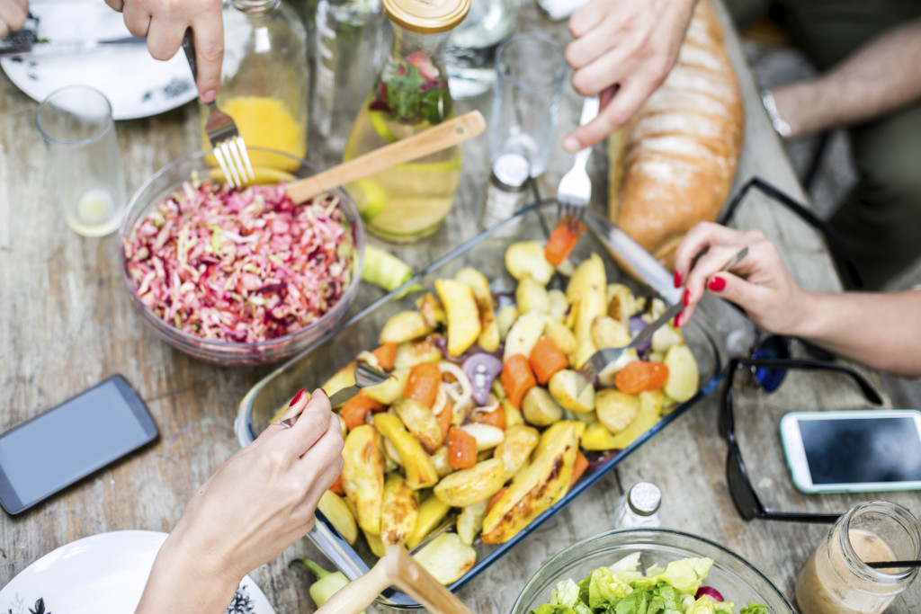 changes to make your meals healthier