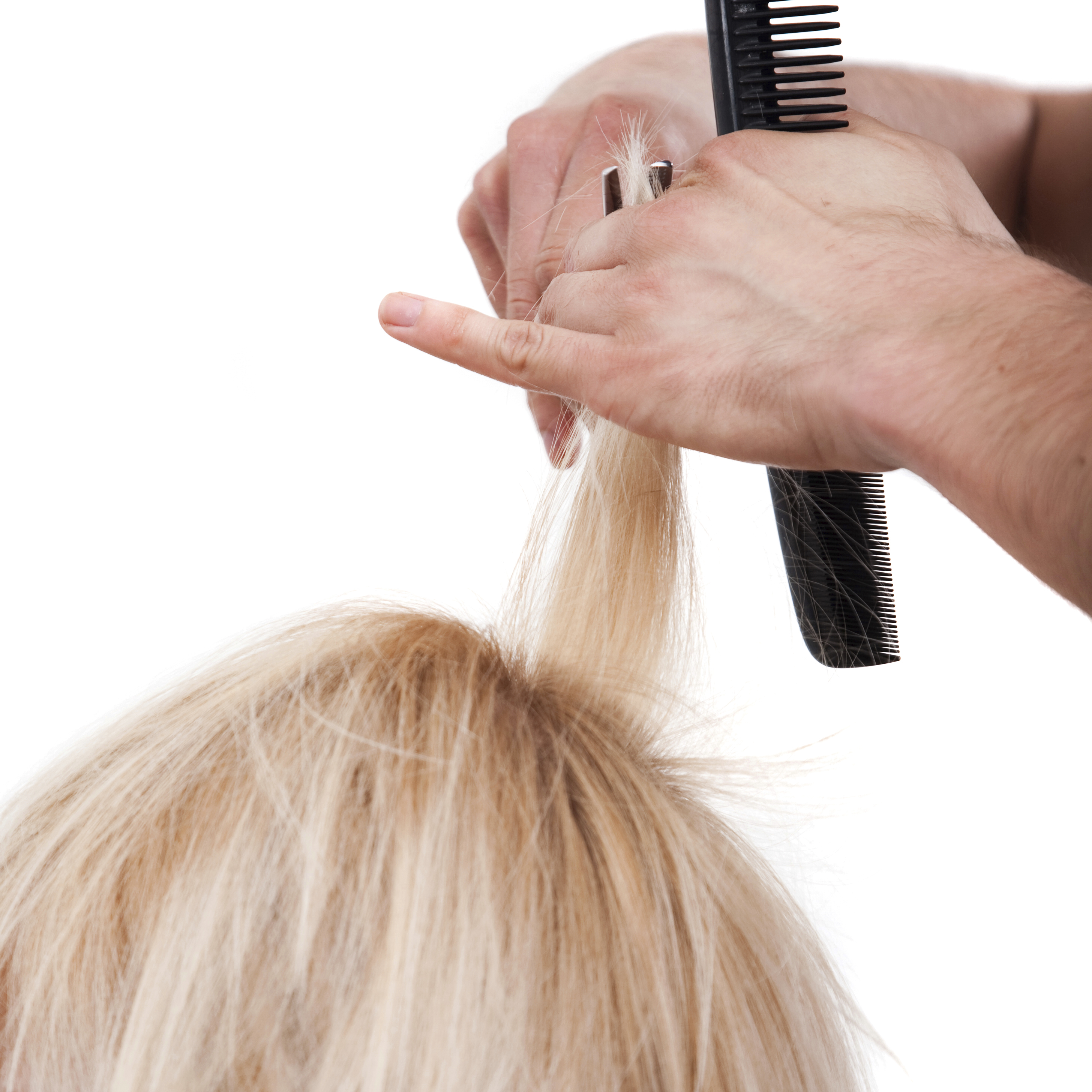 The Invisible Haircut The Anti Trend Hair Trimming Technique Spafinder