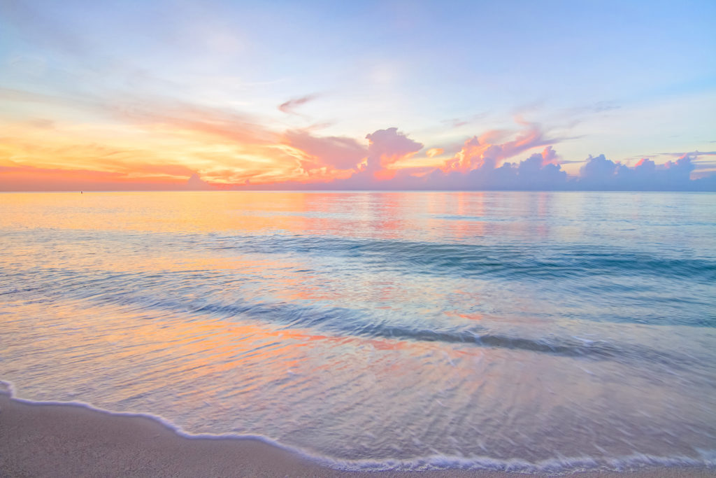 Miami Beach Beach Sunrise