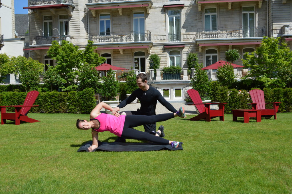 brenners park personal training