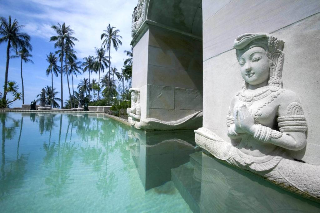 lap pool in thailand