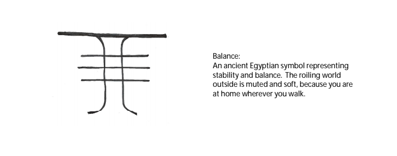 symbol for stability and balance