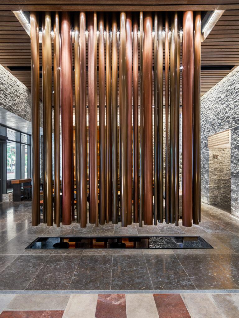 east miami hotel lobby