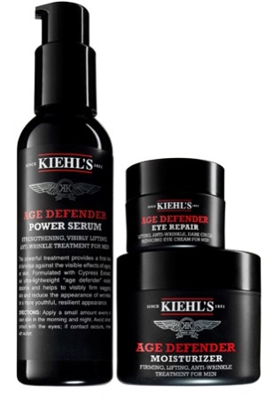 kiehls mens skin care