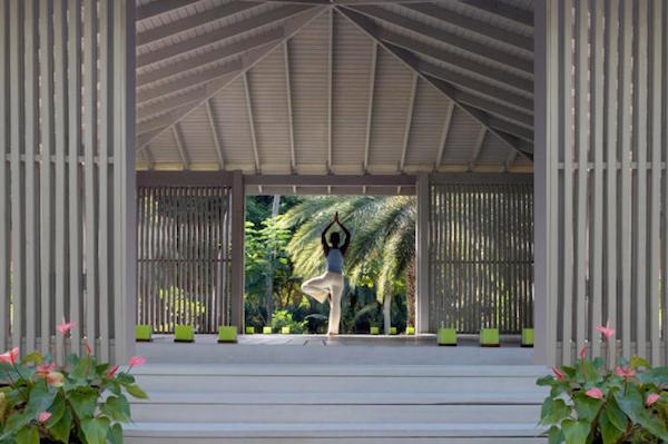 carlisle bay yoga