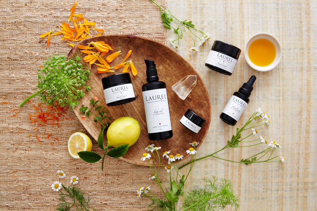 laurel organics summer ingredients