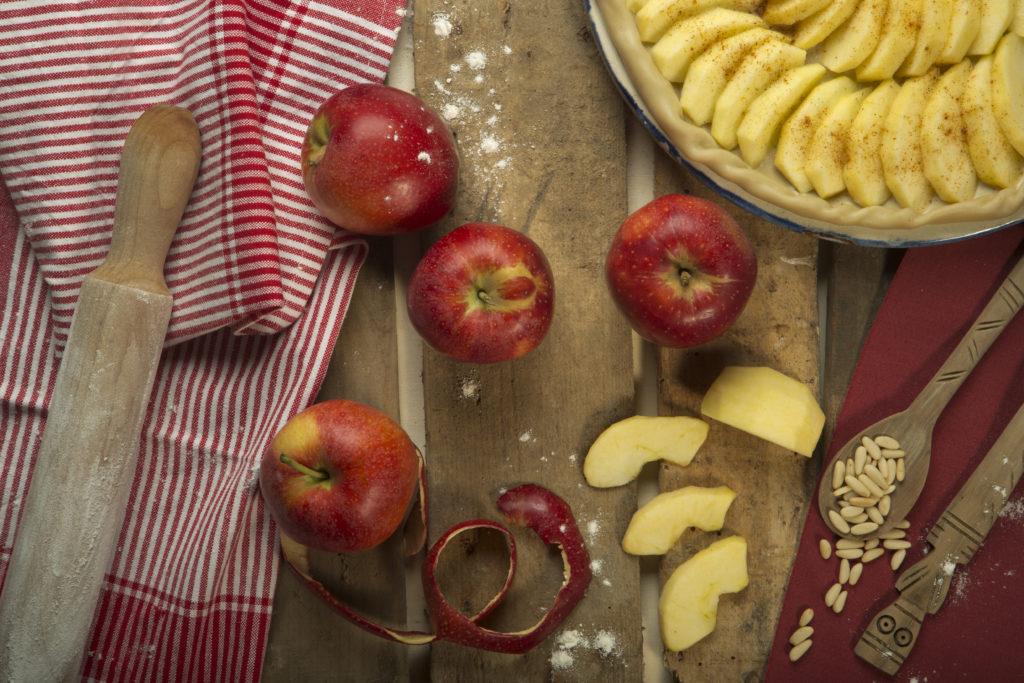 Upside-Down Apple Pie Smoothie Recipe