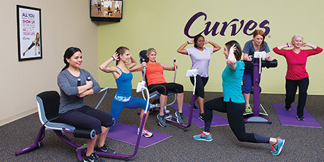 The Curves Workout