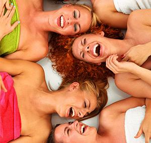 Bachelorette Party Spa Guide
