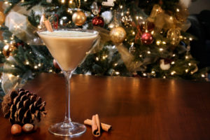 Low-calorie, low-fat, vegan eggnog: Spafinder  Editorial Team