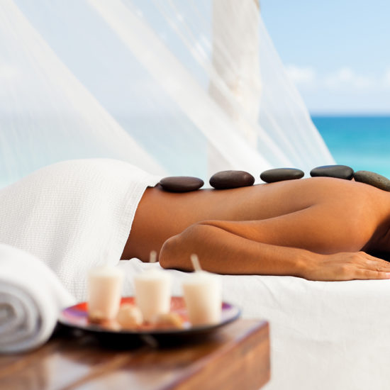 Before you book your next treatment find out why hot stone massages can make you sizzle or help you cool off before you book your next treatment!