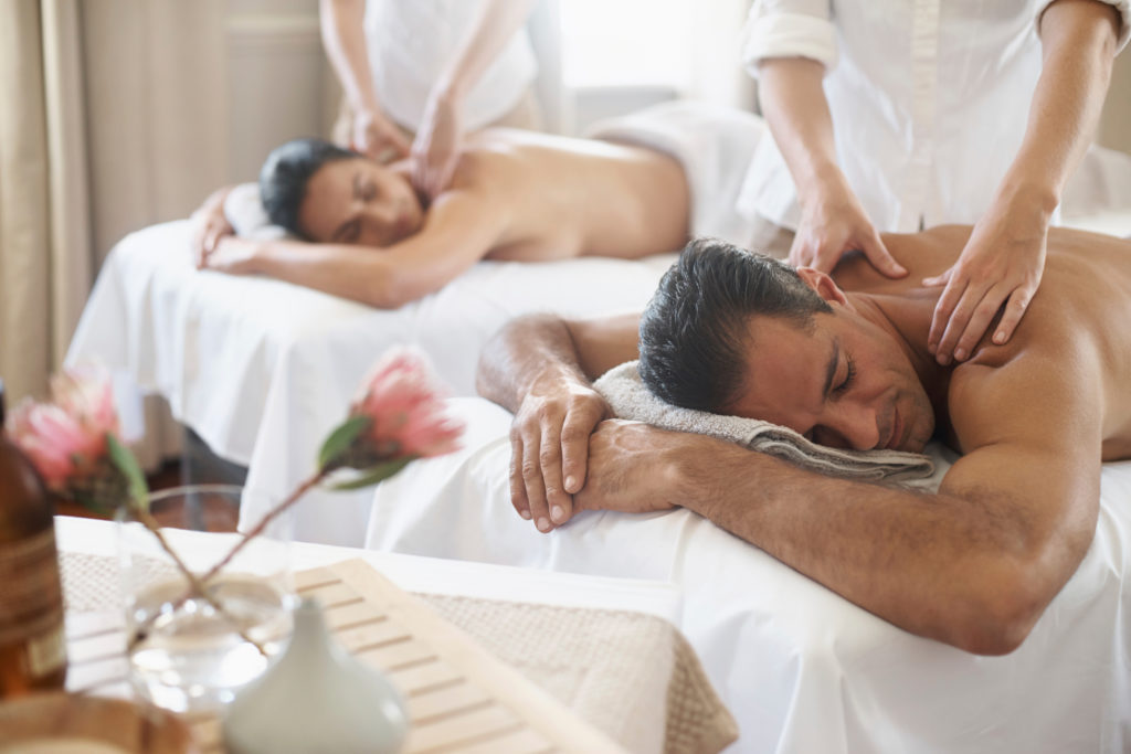 Couples' Massage