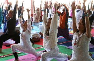 Yoga_international Yoga festival 2017
