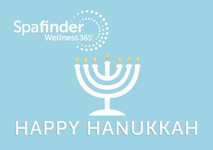 Happy Hanukkah Gift Cart