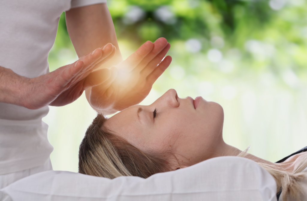 Reiki and Reflexology