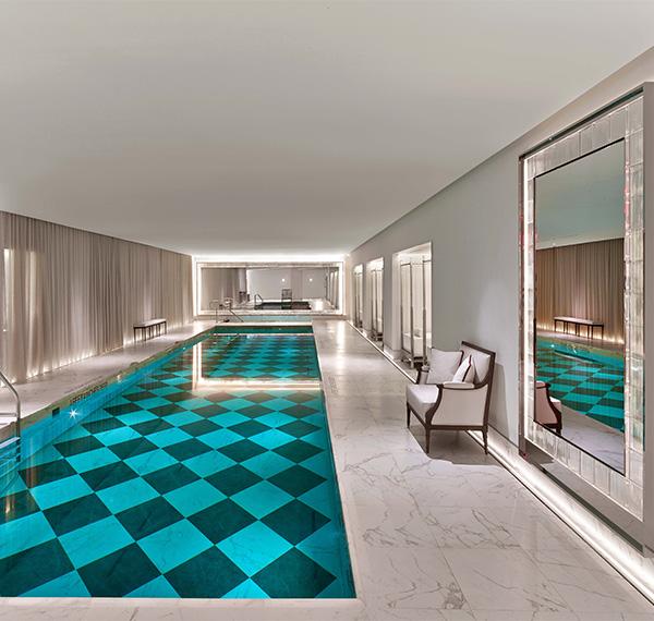 Spa de La Mer at Baccarat Hotel