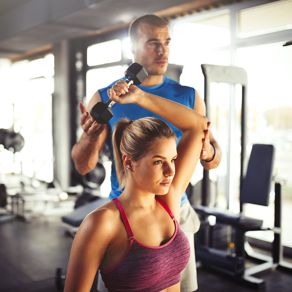 Find a personal trainer near me for fitness and weight loss.