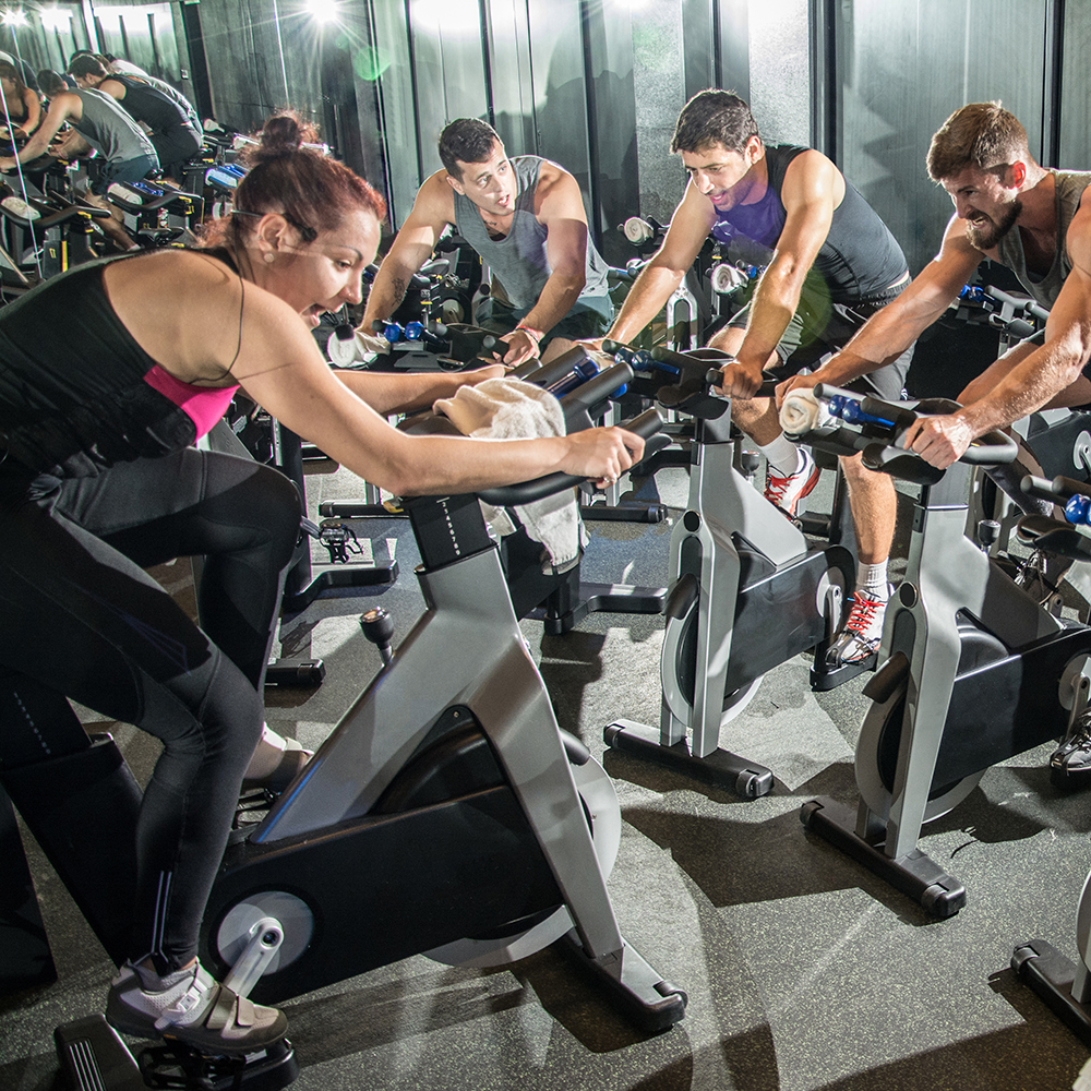 Find a spinning class near me for fitness and weight loss.