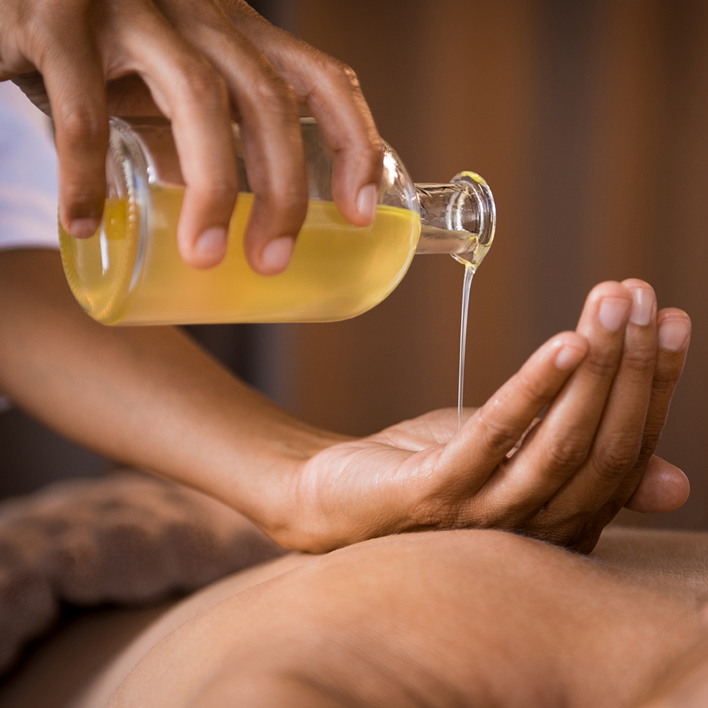 Find Ayurveda massage near me