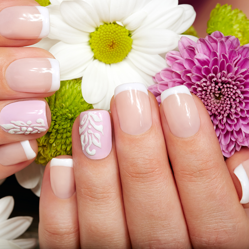 Find french manicure and pedicure near me