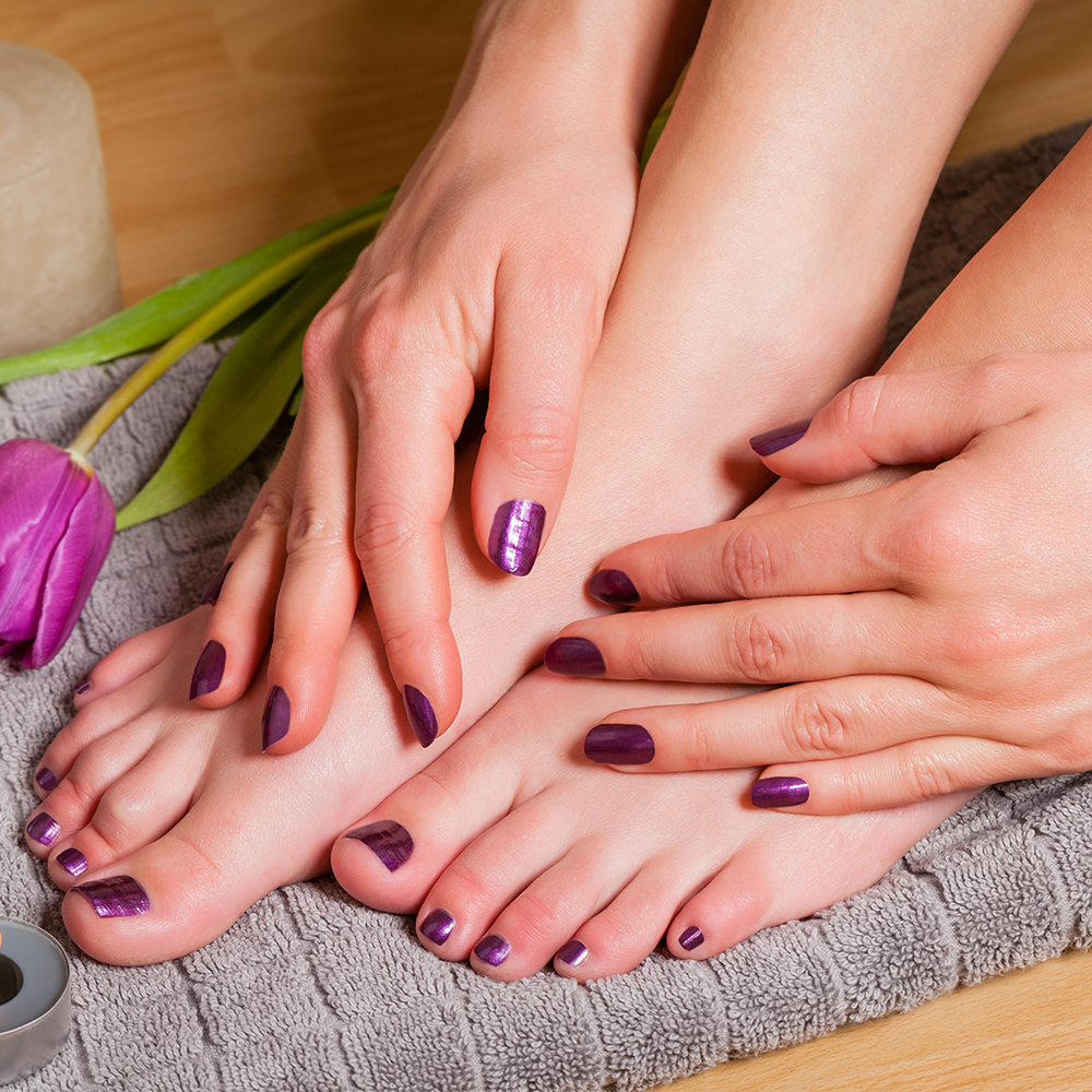 Find manicure and pedicure near me