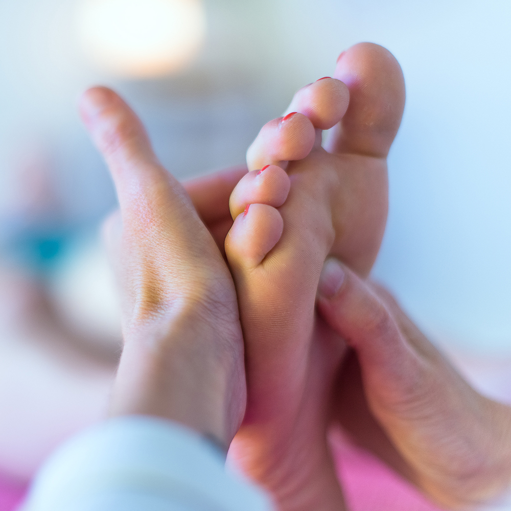 Find reflexology near me
